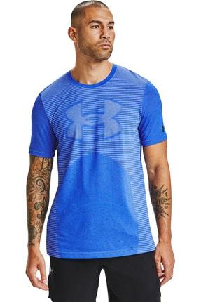 Under Armour Erkek Spor T-Shirt - Ua Seamless Logo Ss - 1356798-401 2