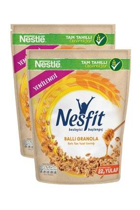 Nestle Nesfıt® Granola Yulaf & Bal 600 Gram 0