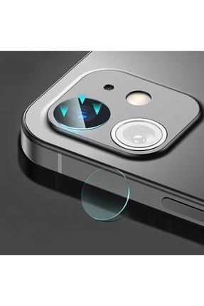 Baseus Iphone 12 Mini 5.4-iphone 6.1 Uyumlu Tempered Kamera Lens Koruma Camı 2set 3