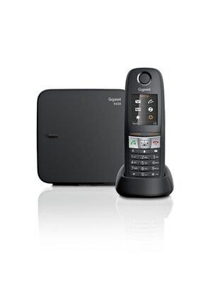 Gigaset E630 Siyah Telsiz Dect Telefon Işıklı Renkli Ekran Sms 0