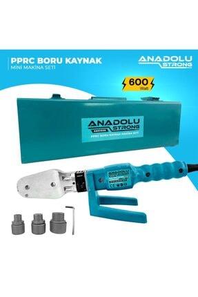 Anadolu Strong Ans1026 Pprc Boru Kaynak Mini Makina Seti (3metre,eldiven Ve Falçata Hediye)) 1