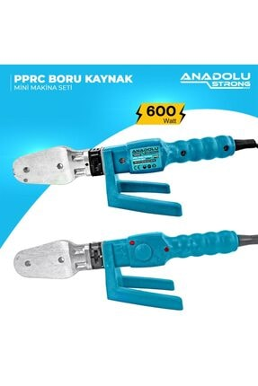 Anadolu Strong Ans1026 Pprc Boru Kaynak Mini Makina Seti (3metre,eldiven Ve Falçata Hediye)) 2