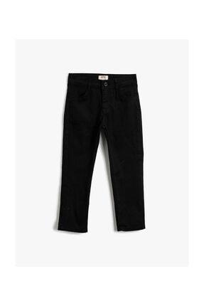 Koton Siyah  Erkek Çocuk Jeans 0