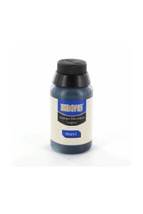 Brons Mavi Istampa Mürekkebi (yağlı) 30 Cc. 1 Adet 0