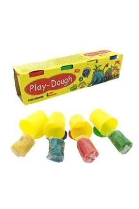 Play Dough 4'lü Mini Oyun Hamuru 0