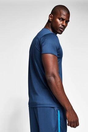 Lescon Erkek Safir Mavi T-shirt 20s-1221-20b 2