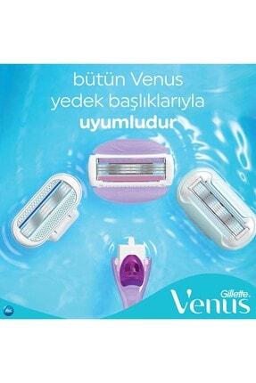 Gillette Venüs Comfort Glide Breeze 4'lü Yedek Başlık 2