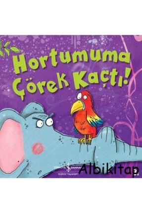 İş Bankası Kültür Yayınları Hortumuma Çörek Kaçtı! 0