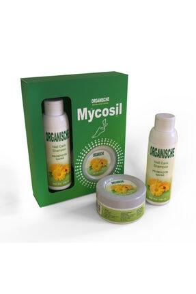 Organische Mycosil Tırnak Mantarı Seti Krem + Şampuan 0