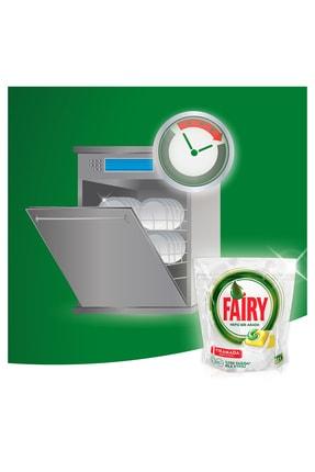 Fairy Hepsi Bir Arada 120 Yıkama Bulaşık Makinesi Deterjanı 3