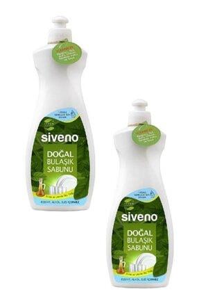 Siveno Doğal 2'li Bulaşık Sabunu 500 Ml 0