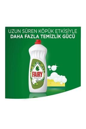 Fairy 650 ml Sıvı Bulaşık Deterjanı Elma 3