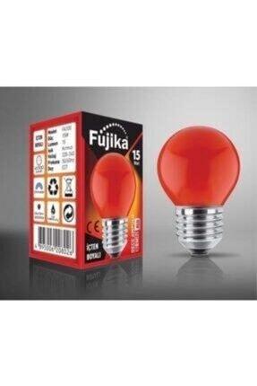 Fujika 15 Watt Renkli Gece Lambası Ampulü Kırmızı Renk -k 0