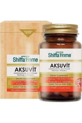 Aksu Vital Aksuvit Ginseng 750 Mg 80 Tablet 0