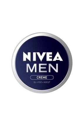 Nivea Men Creme El & Yüz & Vücut Bakım Kremi 30ml 0