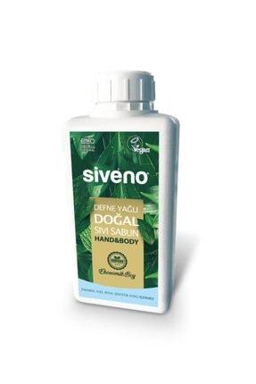 Siveno Defne Yağlı Doğal Sıvı Sabun 1lt 0