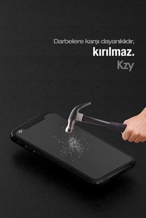 KZY İletişim Samsung Galaxy M31 Nano Ekran Koruyucu Kırılmaz Esnek Cam 4
