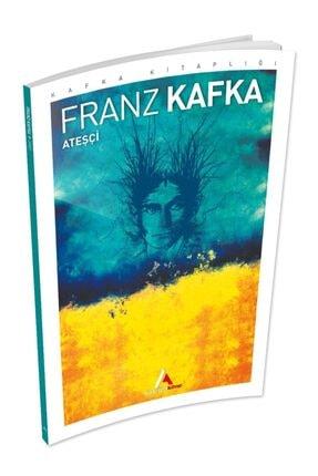 Aperatif Kitap Yayınları Ateşçi - Franz Kafka - 0