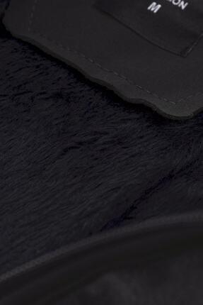SİVAİST Erkek Siyah Orjinal Softshell Su Ve Rüzgar Geçirmez Gora Tex Mont 3