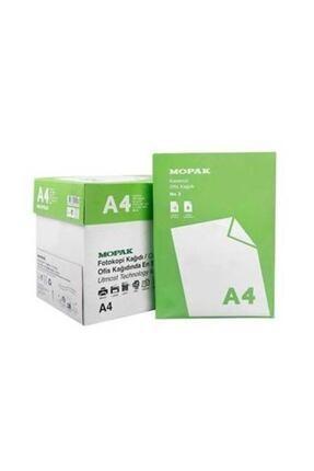 Mopak -kazançlı Ofis A4 Fotokopi Kağıdı 80 Gr 1 Koli (5 Paket) 0