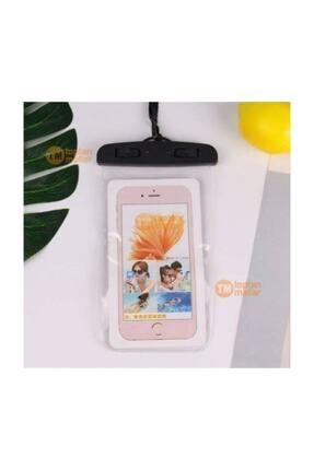 MRÇ Su Geçirmez Kılıf Askılı Tüm Telefonlarla Uyumlu 3
