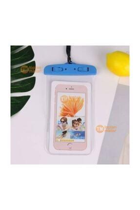 MRÇ Su Geçirmez Kılıf Askılı Tüm Telefonlarla Uyumlu 4