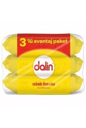 Dalin 3 Lü Avantaj Paket Islak Havlu 0