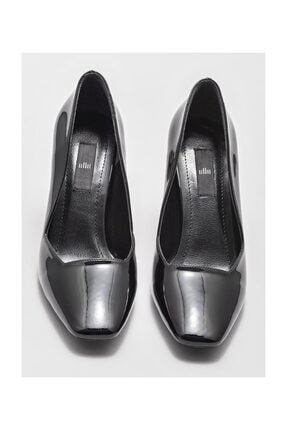 Elle Kadın Ontarıos Sıyah Casual Ayakkabı 20KBUKM-01 2