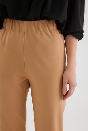 Loreen Kadın Kahverengi Pantolon 30189-68 4
