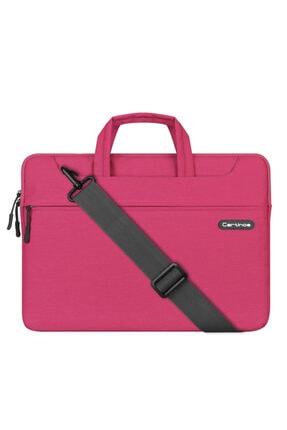 Picture of MacBook Air Pro Retina Laptop Notebook Çanta Kılıf Pembe Koruyucu 13.3inç Su Geçirmez Handbag