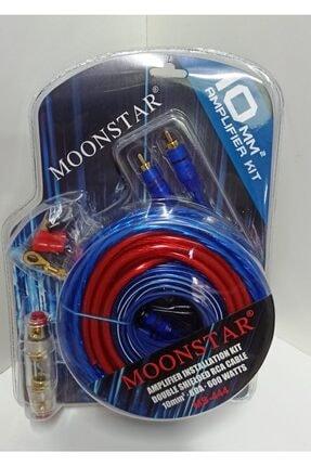 Moonstar Oto Anfi Kablo Seti Ms-444 8ga 0