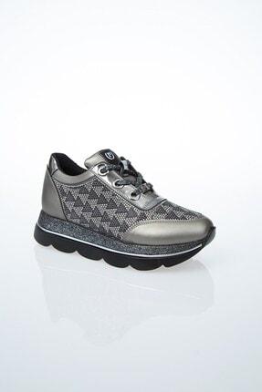 Pierre Cardin PC-30466 Platin Kadın Spor Ayakkabı 1