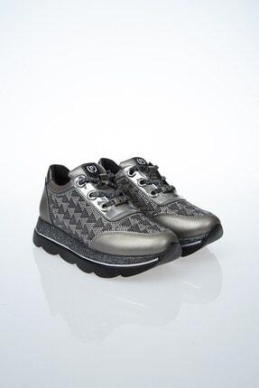 Pierre Cardin PC-30466 Platin Kadın Spor Ayakkabı 2