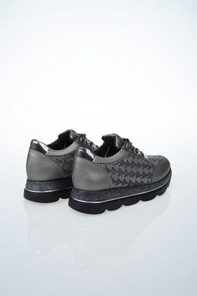 Pierre Cardin PC-30466 Platin Kadın Spor Ayakkabı 3