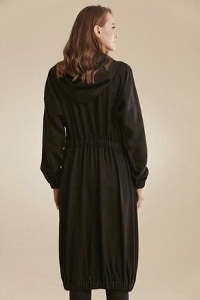 Nihan Kadın Siyah Kap C5092 3