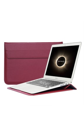 Laptop Kadın Erkek El Çantası Macbook Air Pro 13inc Bilgisayar Notebook Kılıfı Su Geçirmez Çanta resmi