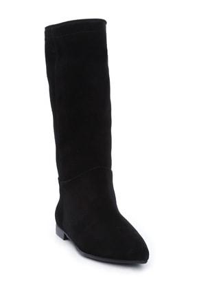 Kemal Tanca Kadın Derı Çizme Çizme 762 TT1905 BYN CZM SK20-21 1