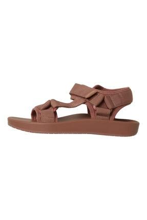 Vero Moda Kadın Kiremit Ayarlanabilir Bantlı Rahat Sandalet 10231459 VMMARY 1