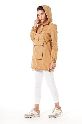 Nihan Kadın Camel Kap B5110 2