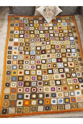 Renkli Battaniye BATTANİYE