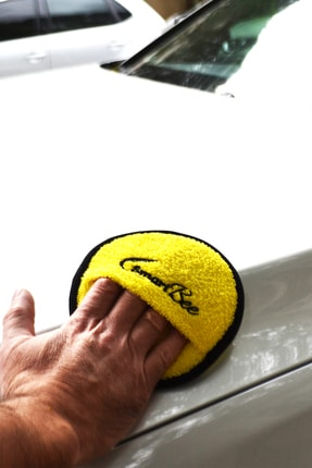 SmartBee Mikrofiber Pasta Cila Ve Torpido Temizleme Aplikatör Pedi 2