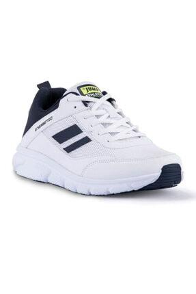 Jump Erkek Beyaz Sneaker Spor Ayakkabı 24718 1
