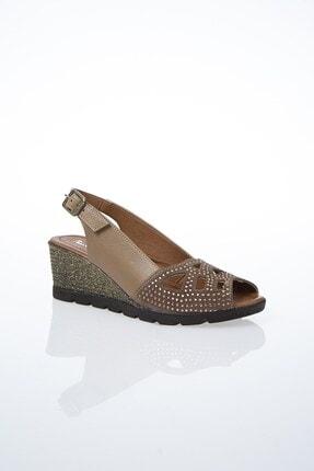Pierre Cardin PC-6036 Vizon Kadın Sandalet 1