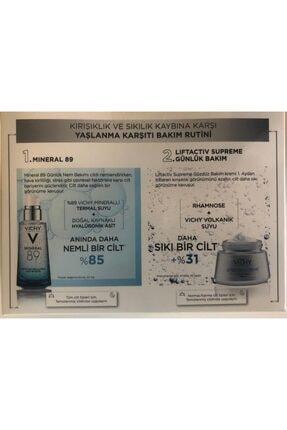 Vichy Mineral 89 + Liftactive Supreme Ps 1