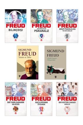 İkilem Yayınevi Sigmund Freud Kitap Seti - 8 Kitap, Bilinçdışı, Psikanaliz Ve Kitle Psikolojisi, Totem Ve Tabu 0