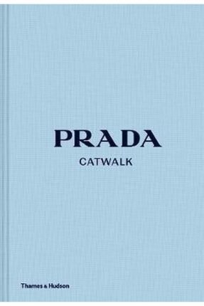 Thames & Hudson Prada Catwalk: The Complete Collections - Kitap 0