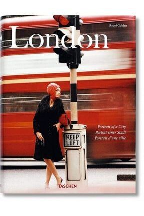 Taschen London. Portrait Of A City Hardcover - Kitap 0