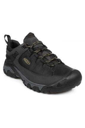 Keen Targee Iii Waterprof Siyah Erkek Ayakkabı 0