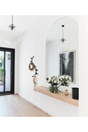 Archtwain Espina Metal Dekoratif Duvar Askısı   Tasarım Ev Aksesuarı 3