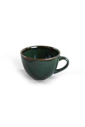 Keramika Zümrüt Çay Takımı 12 Parça 6 Kişilik 1